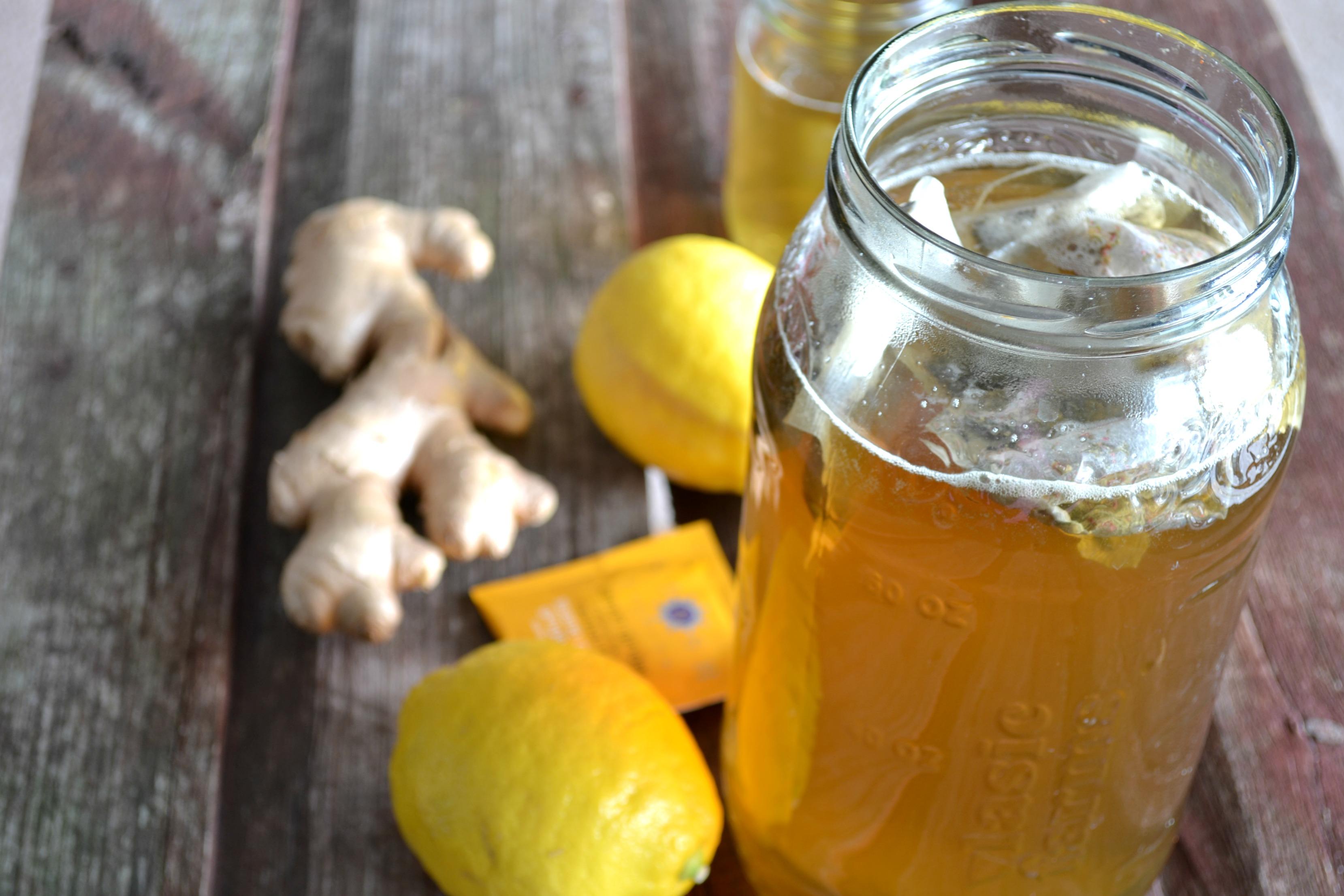 Имбирный чай для похудения: рецепты, приготовление 58